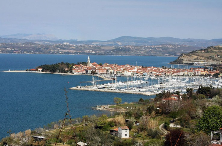 Yachtcharter Izola © Bryan Pocius from New York, USA CC BY 2.0